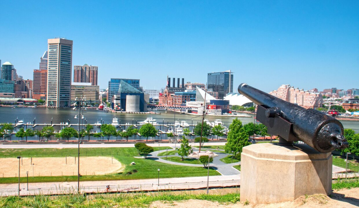 Baltimore city investment properties