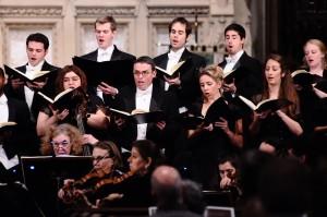 2 Trinity Choir 2010 credit Leah Reddy - Trinity Wall Street