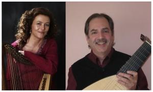 Zoe Vandermeer and Howard Kadis