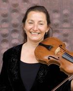 Katherine Kyme, violin