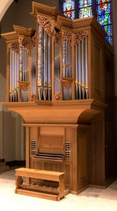 St. Albert's Priory organ