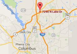 7290 North Lake Drive, Columbus