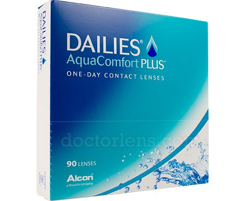 Alcon Dailies