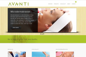 Avanti Pittsuburgh Website