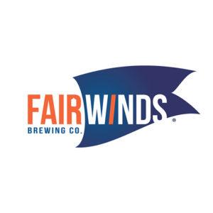 Fair Winds Brewery Co. Logo Design