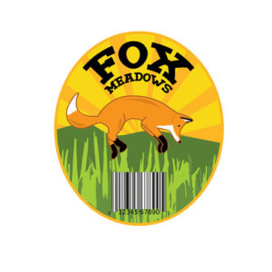 Fox Meadows Food Label