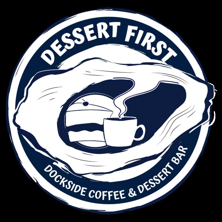 Dessert First logo