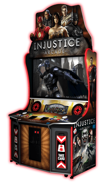 Injustice arkada