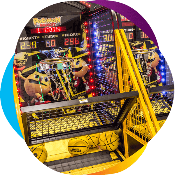 Pac-Man Basket