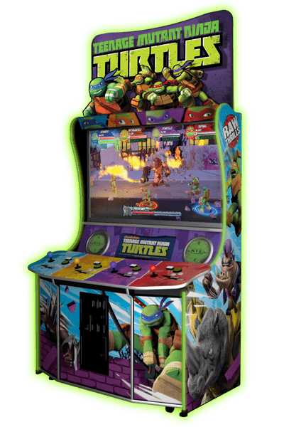 Teenage Mutant Ninja Turtles arkada