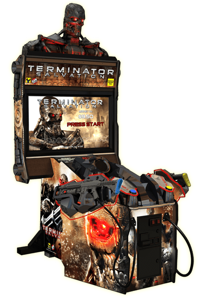 Terminator Salvation arkada