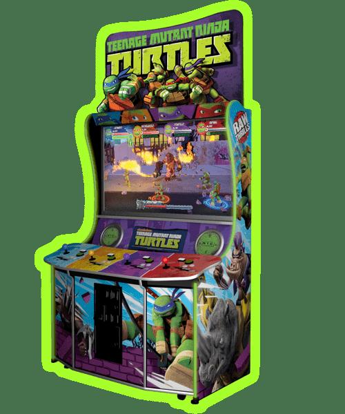 Teenage Mutant Ninja Turtles arkada