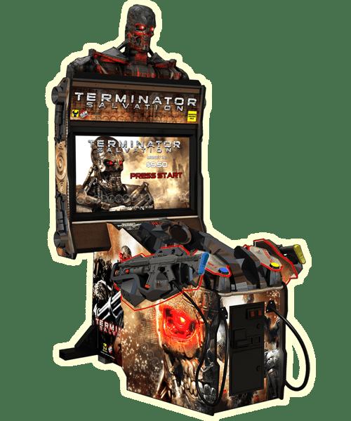 Terminator Salvation arkada