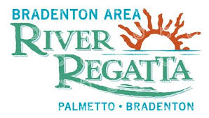 River Regatta logo - manatee county's largest spectator event