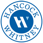 Hancock Whitney Bank logo