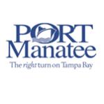 Port Manatee logo
