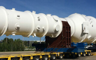 Air Products & Chemicals heat exchanger