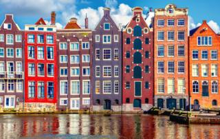 Netherlands building