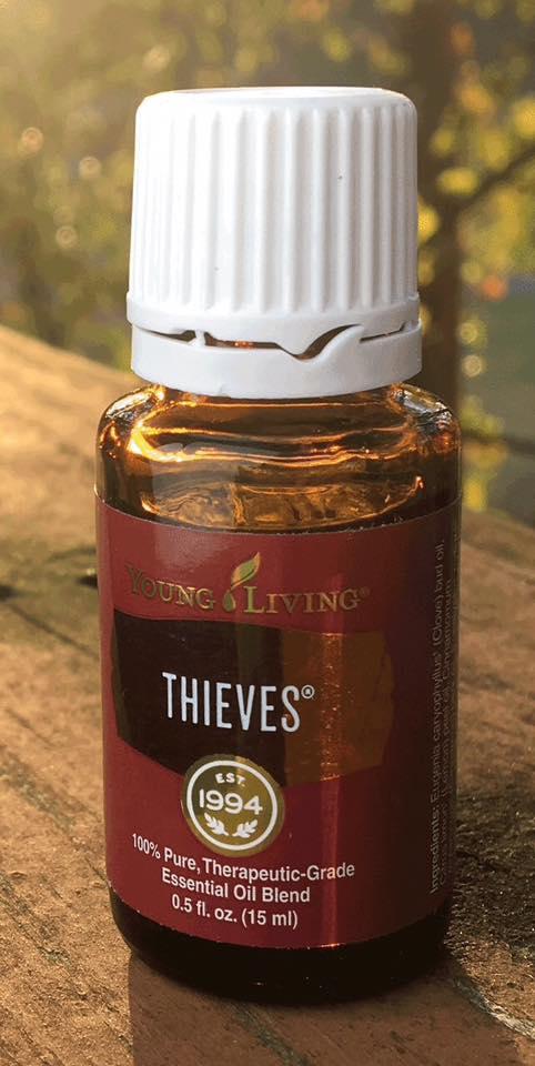 Thieves Essential Oil Blend