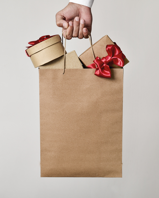Gift Wrapping Workshop Goody Bag