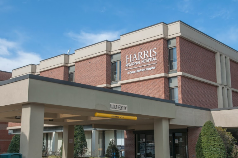 Harris Regional Hospital and Swain Community Hospital partner with PT Solutions