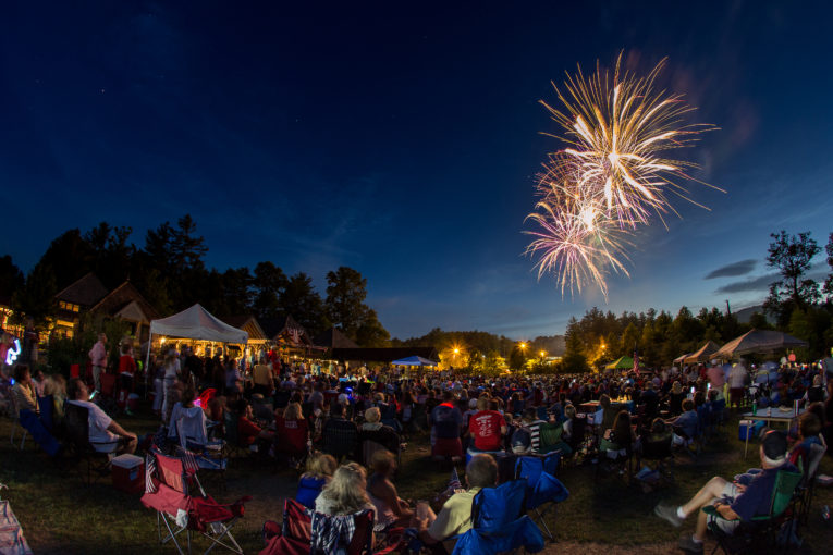 Sylva's July 4 fireworks approved, concert still in question