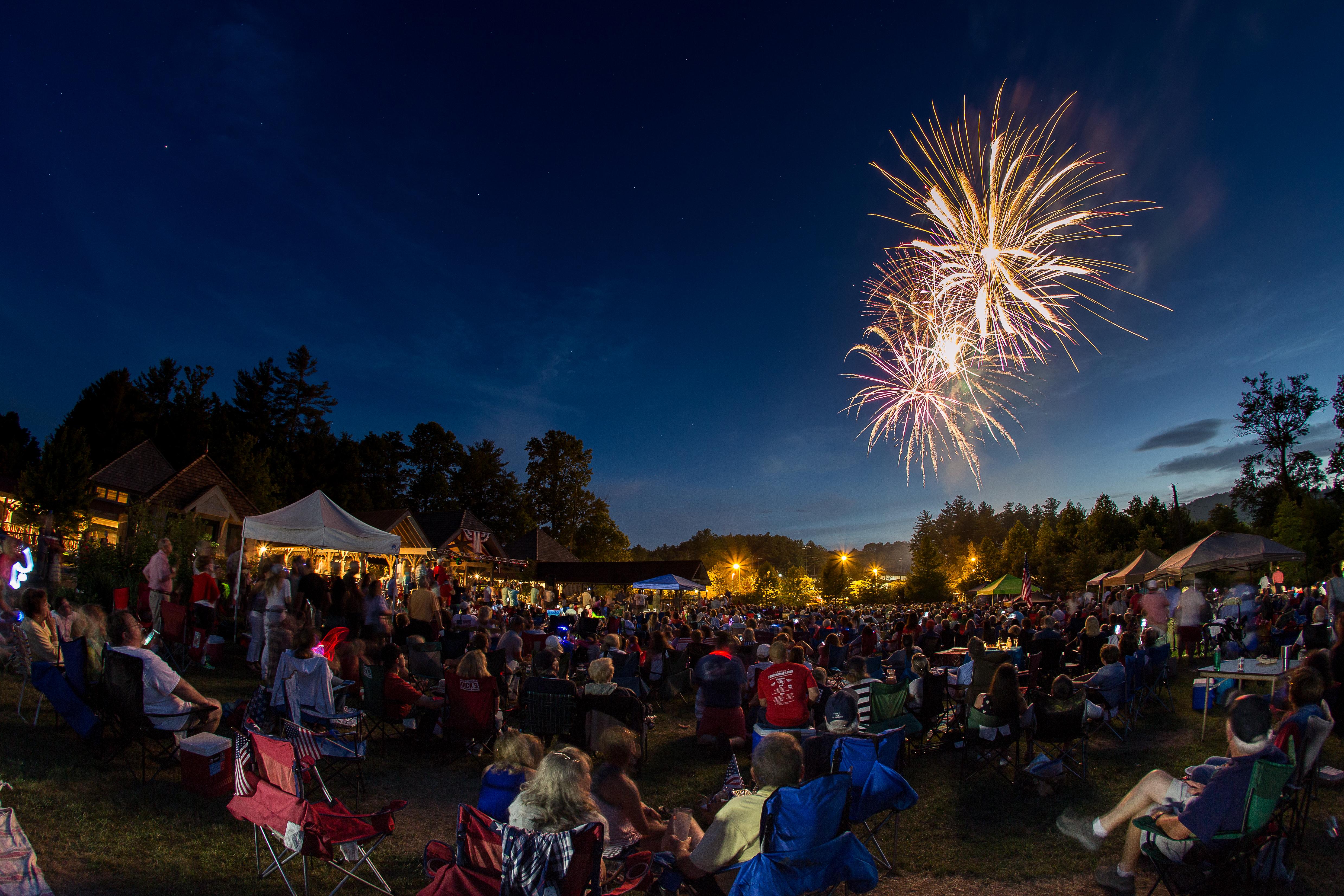 Fireworks This Weekend