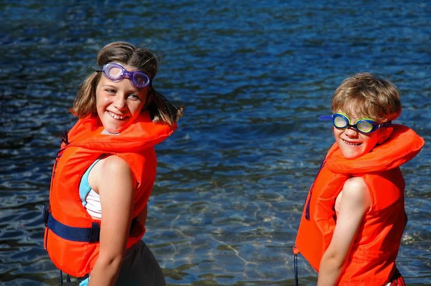 Life Jacket Loaner Program On Hold, Life Jacket Giveaway Offered Instead