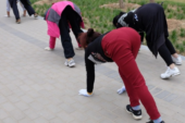 The Hot New Fitness Trend Is . . . Crawling?