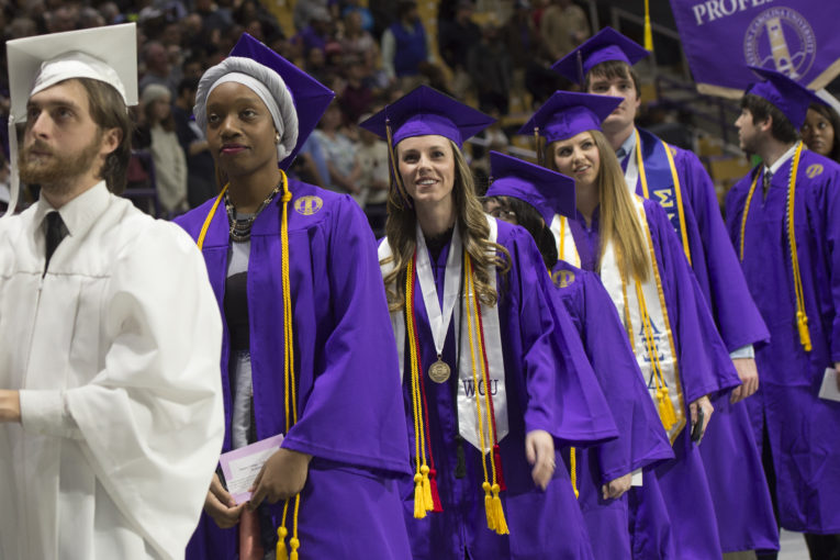 WCU to hold postponed May commencement ceremonies in December