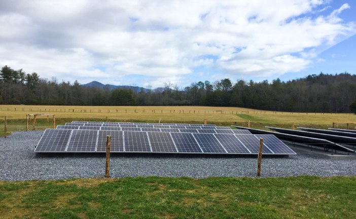 North Carolina Was Third In The Nation For Connecting New Solar Projects In 2018
