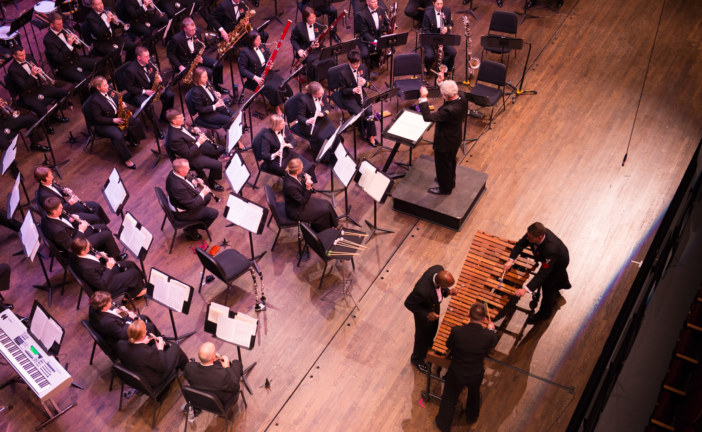 Cullowhee Selected for U.S. Navy Band Tour
