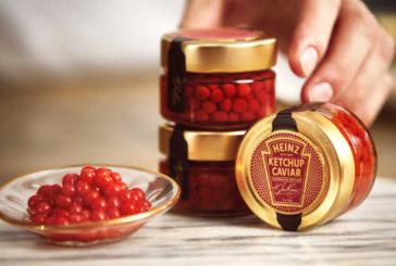 Heinz Just Made Ketchup Caviar for Valentine's Day