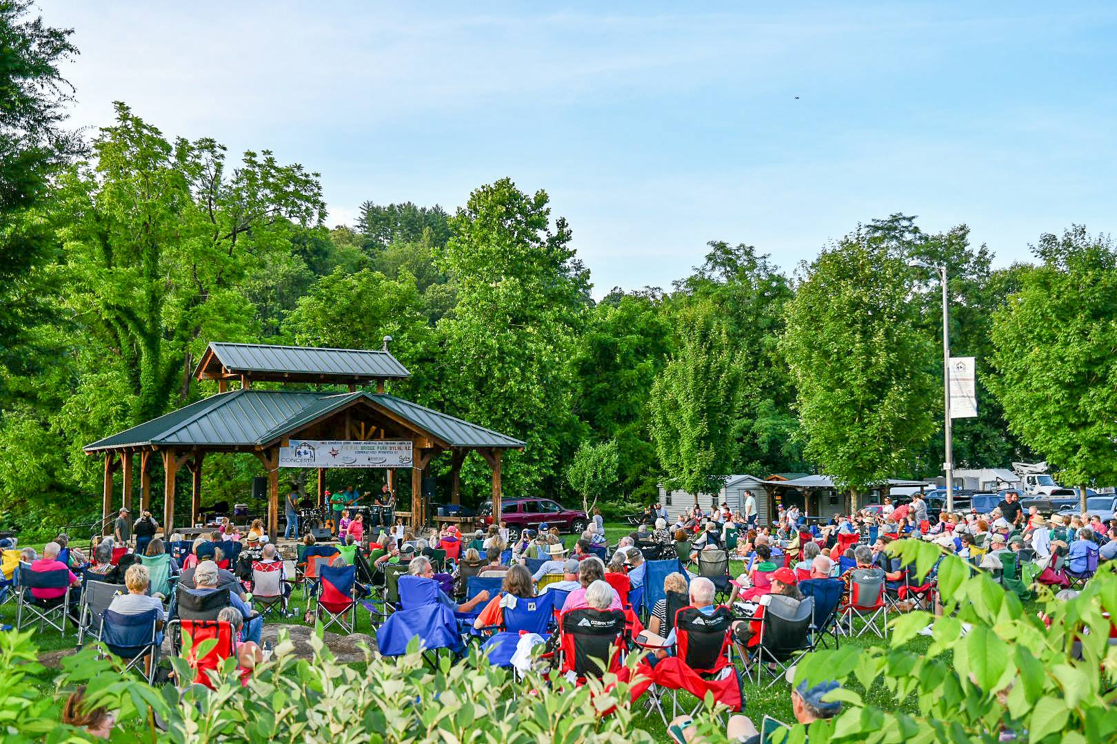 Concerts On The Creek Postponed Until June 26th