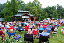 Concerts On The Creek Update