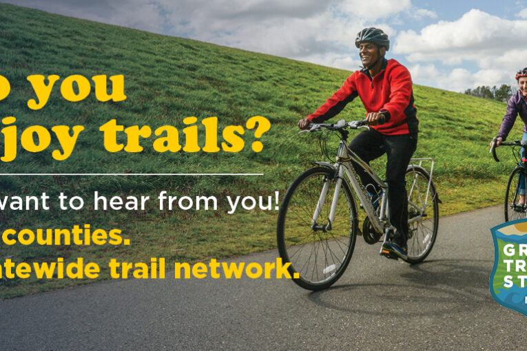 Public Input Needed on Statewide Trail Network Plan