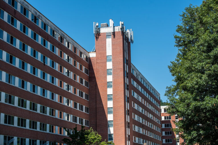 Demolition of WCU's two largest residence halls scheduled to begin Sept. 16