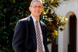 WCU chancellor appoints interim provost Richard Starnes to permanent position
