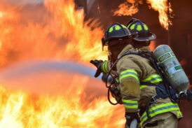 Fatal Structure Fire in Haywood