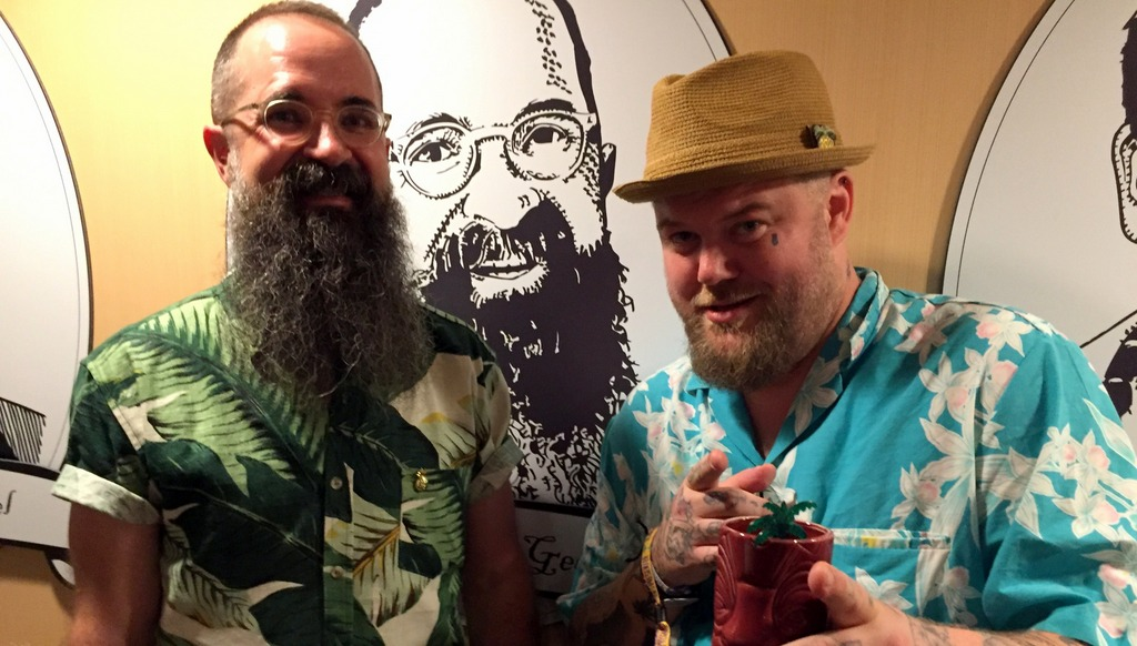 Paul McGee & Scotty Schuder, Tales of the Cocktail 2016
