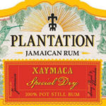 Plantation Xaymaca front label