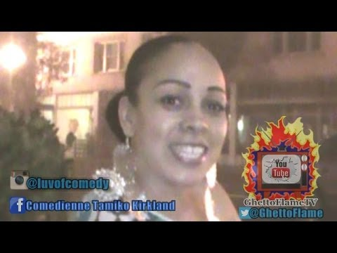 Tamiko Kirkland Talks Using Real Life In Comedy & More