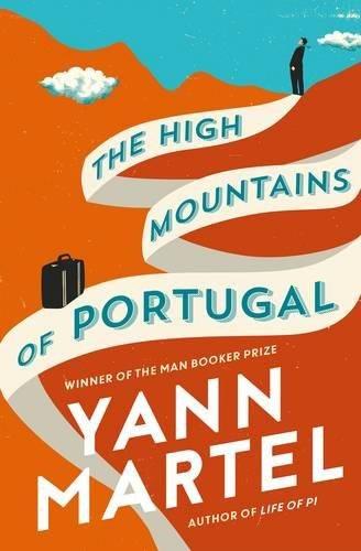The High Mountains in Portugal, Yann Martel, Books, Fiction, Penguin Random House, Penguin Books, Blog A Book Etc, Fay