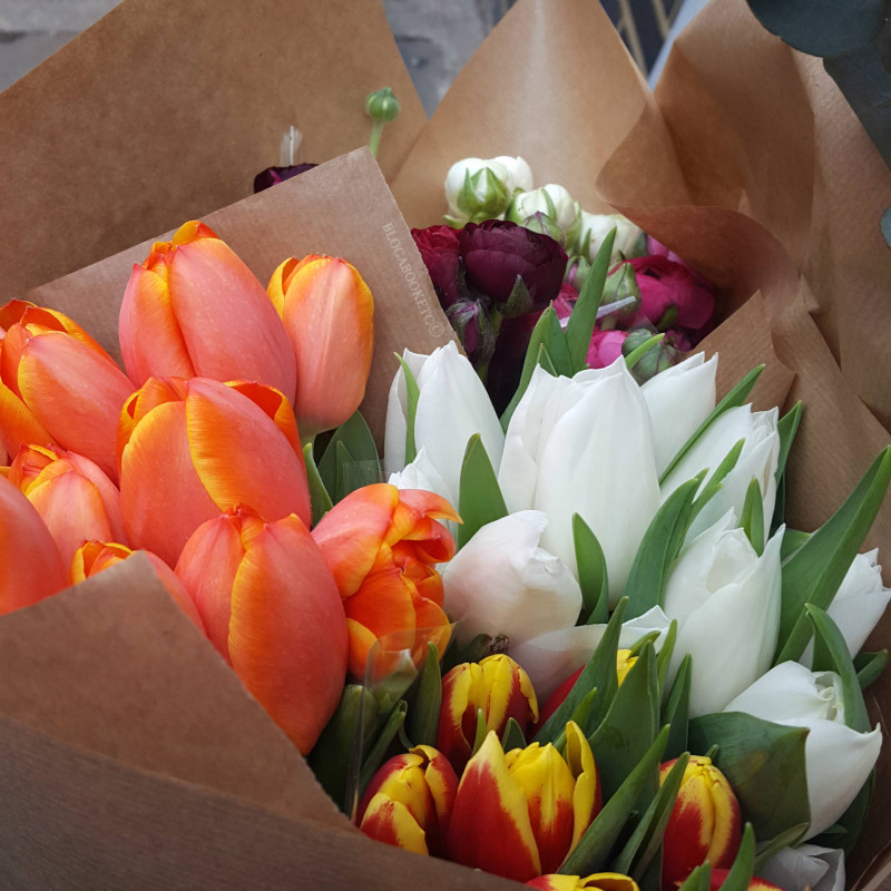 Tulips, Dutch Tulips, Peonies, Columbia Road, East London, London, Easter Weekend, Easter, Bank Holiday, Flowers, Flower Market, Spring, Happy Easter, Blog A Book Etc, Fay