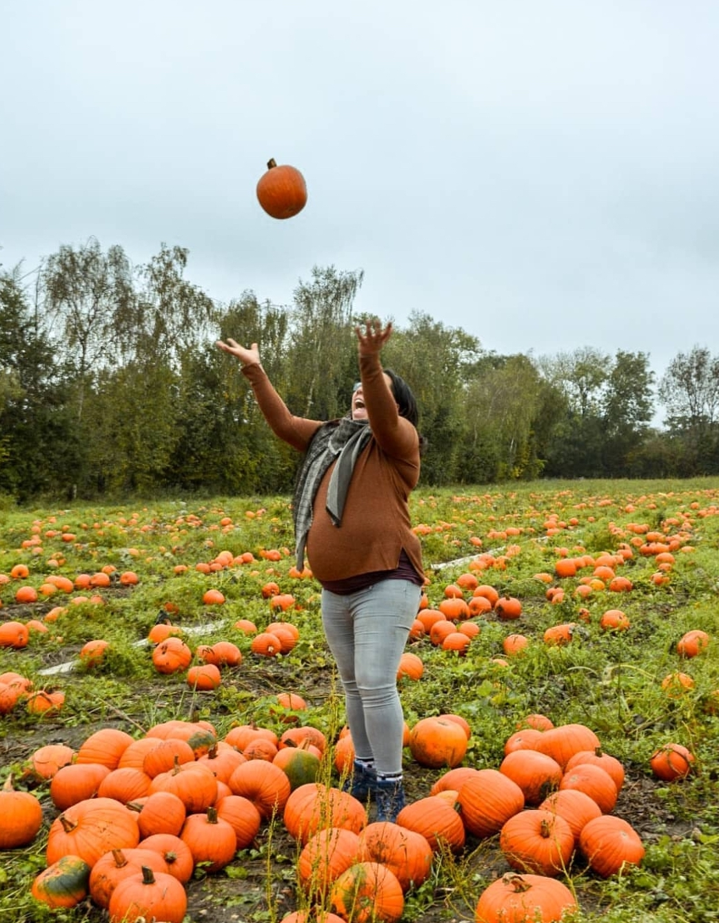 PREGNANT | 9 Months in the Making - Pumpkin Picking,Pumpkin picking, garson's farm esher, garson's farm, pick your own, Pregnant, Pregnancy, Pregnancy Announcement, Preggo, 9 Months Pregnant,Garson's Pick Your Own Farm, Garson's Farm Shop, Glad you got home before, Parenting, Motherhood, Parenting Blogger, Fay Simone