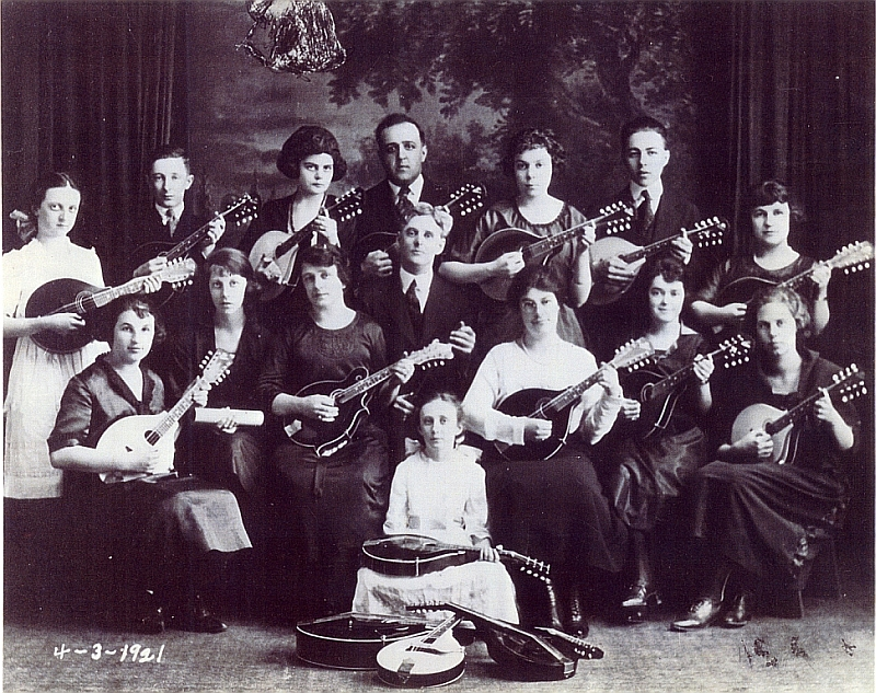 Ivers Mandolin Orchestra