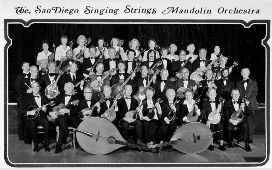 San Diego Singing Strings Mandolin Orchestra