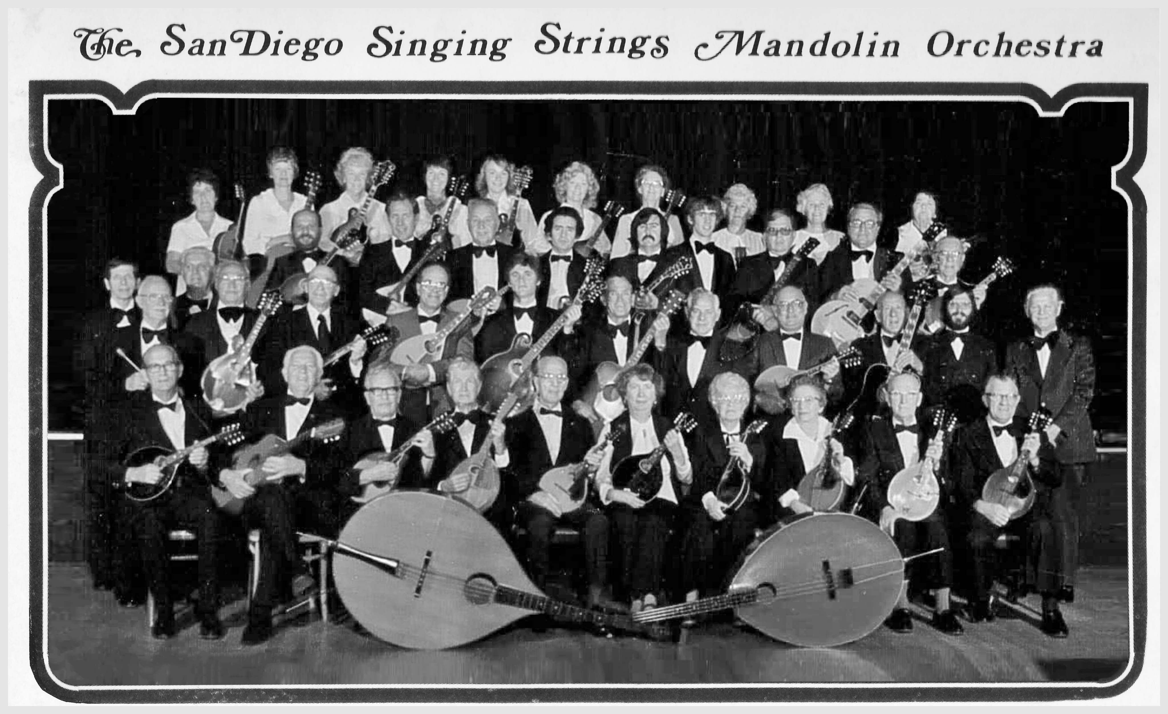 San Diego Singing Strings