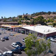 Del Cerro Shopping Center Top View