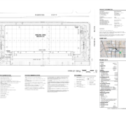 Expressway Logistics Center Plan